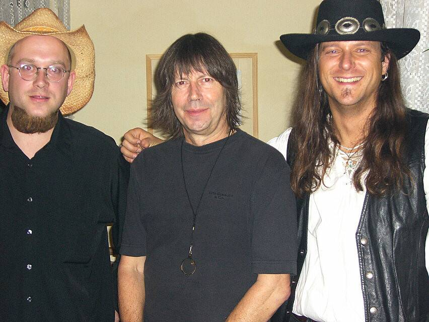 November 2006 (mit Salli & Pat Travers)